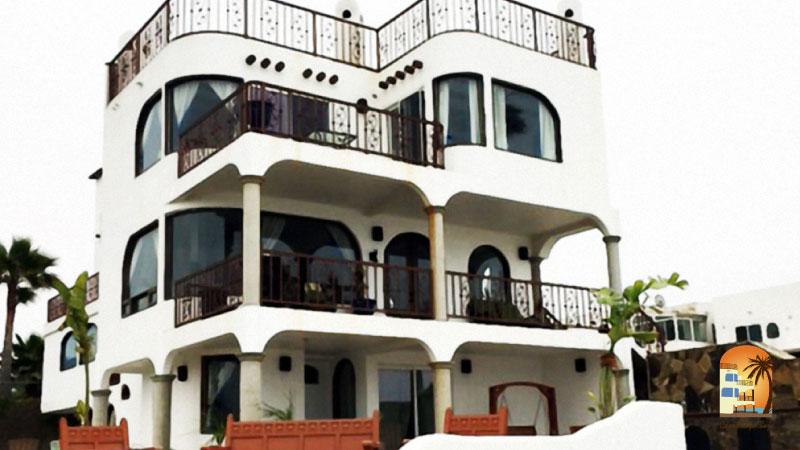 Casa Luna Llena En Rosarito